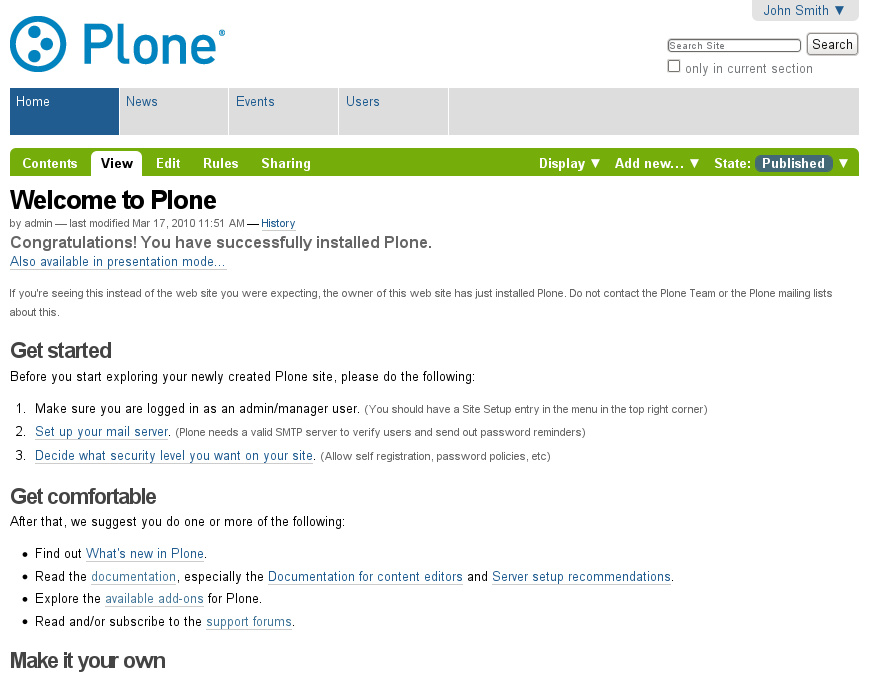 User manual example for website plymouth dome authenticated logged in web activity pronofoot35fo Images